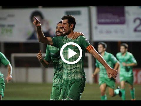 #LaCopaEsVerde | UE Cornellà 3-1 Extremadura UD