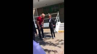 Полиция начала проверку видео с оскорблением ученика в комсомольской школе