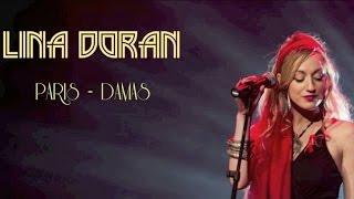 """Lina Doran - """"Paris-Damas"""" (Attendez-moi) - Vidéo Lyrics"""