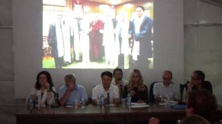 "Panel de discussion "" L'avenir du Tibet est-il à Dharamsala?"""