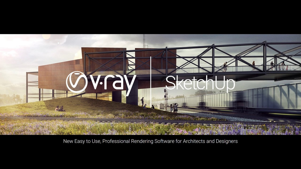 V-Ray for SketchUp , Autodesk 3ds Max and Revit - South Africa