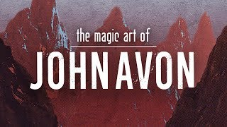 The Magic Art of John Avon: Perspective