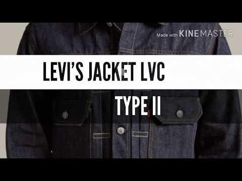 Review LEVIS JACKET TYPE II (Kengstudio)