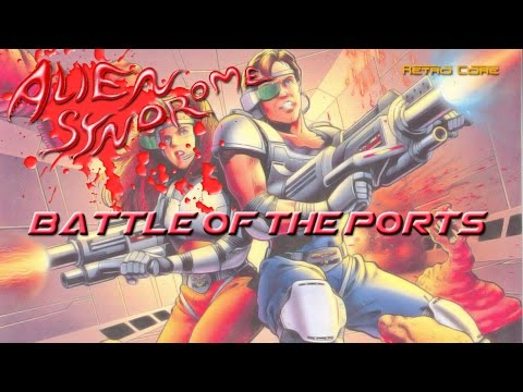 Battle of the Ports - Alien Syndrome (エイリアンシンドローム)   Show #77 60fps
