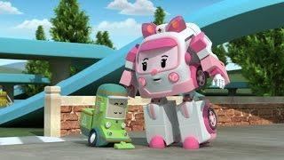 Робокар Поли - Приключение друзей - Куда ты, Клини (мультфильм 11 в Full HD)