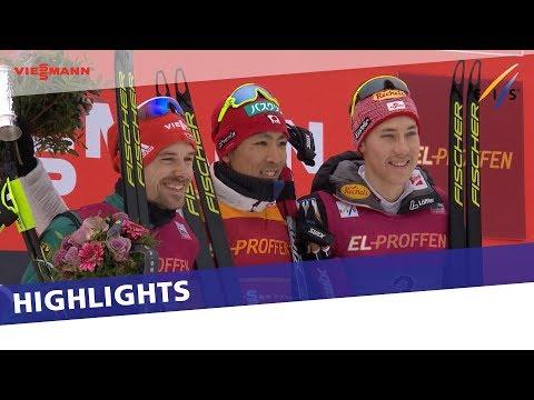 Akito Watabe notches 4th career win in Oslo-Holmenkollen Gundersen | Highlights