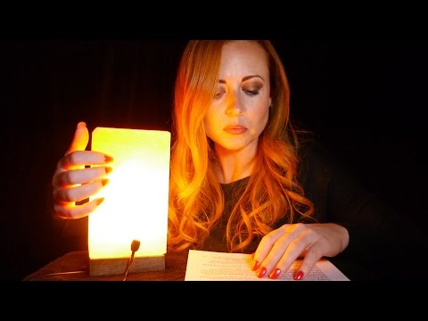 Mic On The #4 - Himalayan Salt Lamp | Relaxing ASMR Soft Speaking