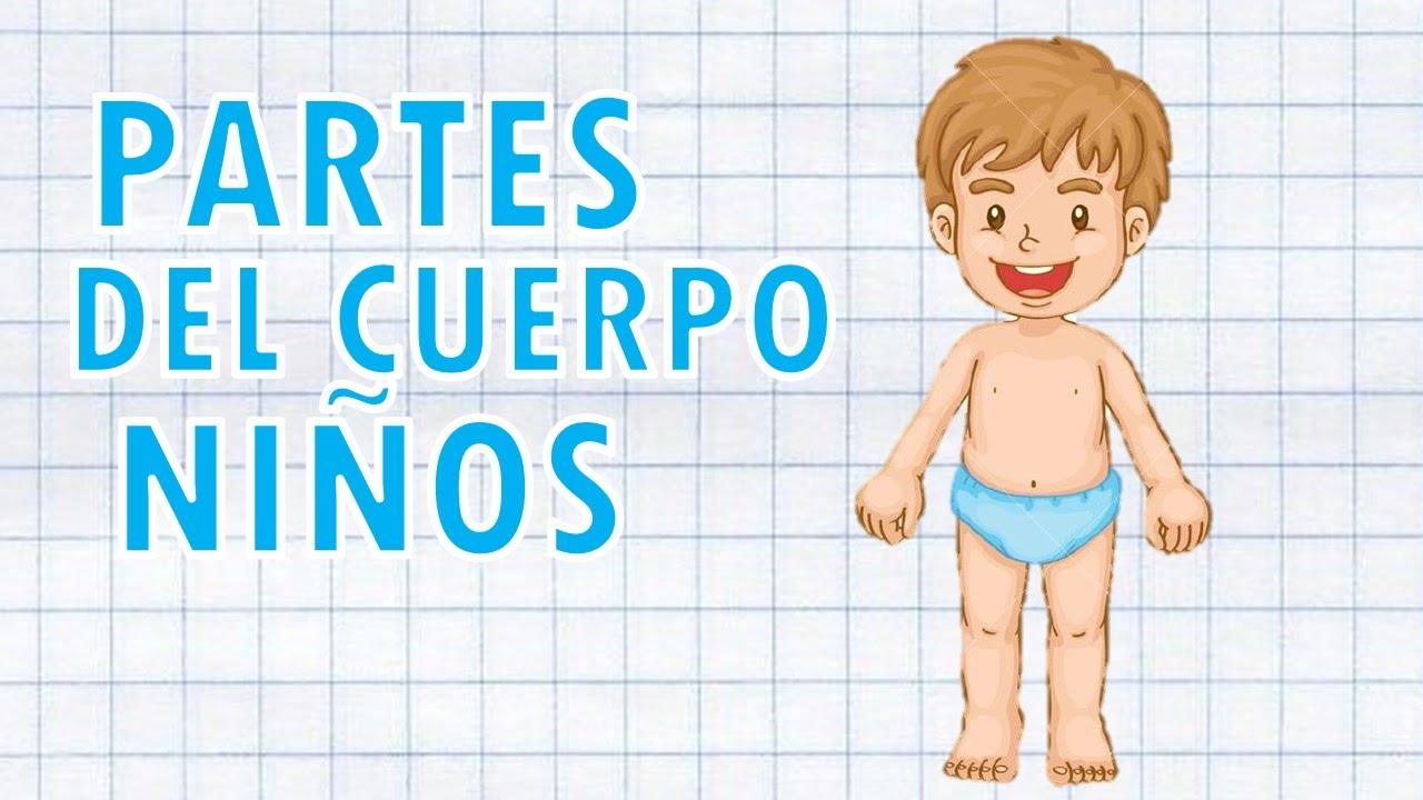 enseñar las partes del cuerpo a un bebe