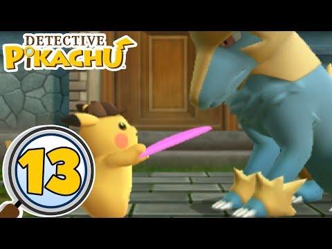 """Detective Pikachu - """"Prove Waals's Innocence!""""   Episode 13! [Chapter 4 100% Walkthrough]"""