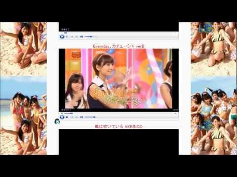 【HD】【AKB48】HTMLを作ってみた