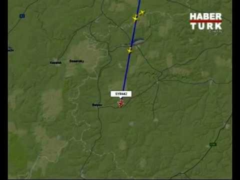 Radio conversations Between Lowered Syria Plane and Turkısh F-16 Fighters