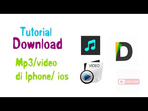 Cara Download Mp3 Di Iphone/ios Gratiiiisssss