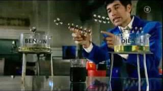 Cracken - Chemie | Erdöl, Benzin, ...