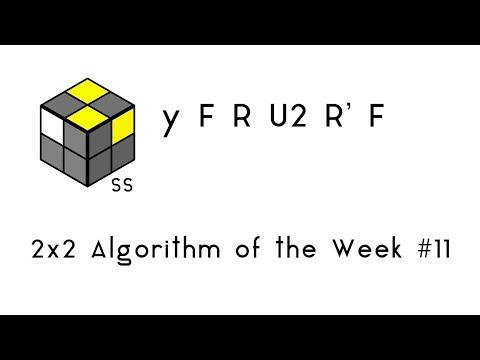 2x2 Algorithm of the Week #11