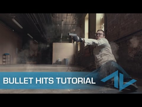 Tutorial: How to Composite Bullet Hits in After Effects