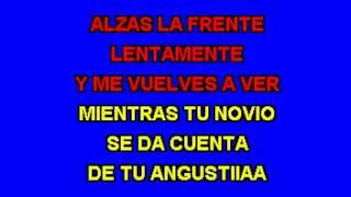 Karaoke Despues de ti no hay nada - Banda Trakalosa