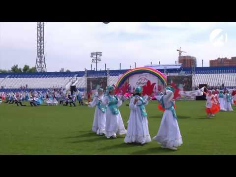 Федеральный Сабантуй в Астрахани собрал более 20 тысяч зрителей