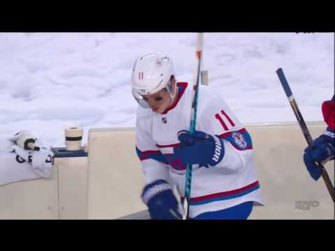 2016 NHL Winter Classic Montreal Canadiens vs Boston Bruins January 1st 2016 (HD)