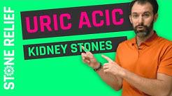 Uric Acid Kidney Stones Solved For Good!