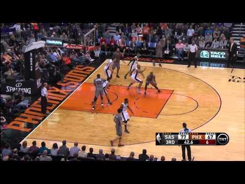 San Antonio Spurs vs Phoenix Suns | January 21, 2016 | NBA 2015-16 Season