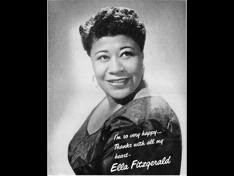 Ella Fitzgerald - Mean to Me   {Ella Swings Brightly with Nelson}