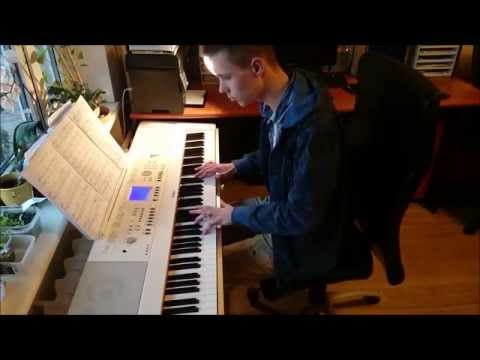 Chopin - Nocturne No. 20 in C sharp minor (piano cover by Toms Mucenieks)