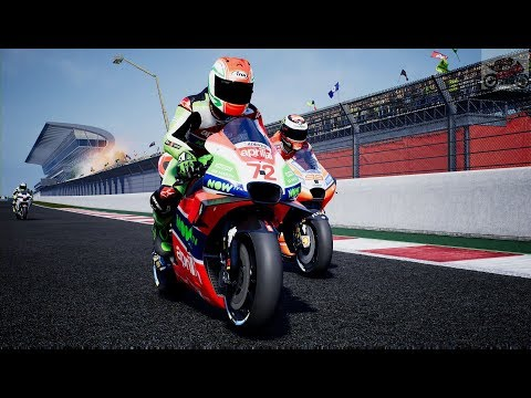 MotoGP 18 | Career Pt 63: Destroying My Rear Tyre At Catalunya (Xbox One X)