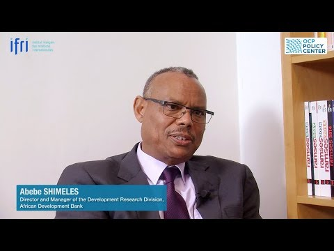 African Middle Classes Beyond the Buzz - An interview with Abebe Shimeles (AfDB)