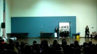 party costumé 2011 - danse physio 4 et ergo 4