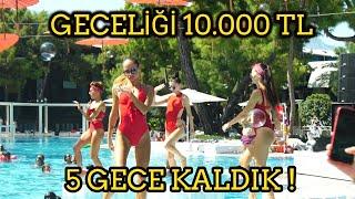 Gambar cover Avrupa'nın En Eğlenceli Otellerinden: Geceliği Tam 10.000 TL!  (Kemer Rixos Sungate)