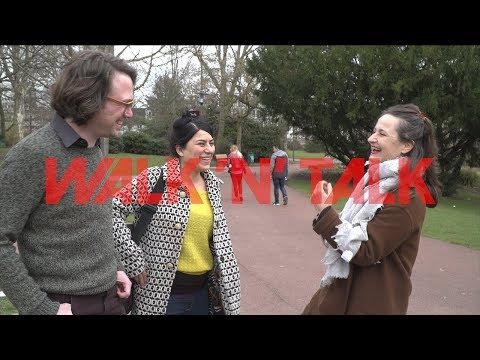 Walk 'N' Talk mit Sasha Waltz