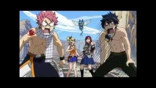 Repeat youtube video Fairy Tail the rock city boy