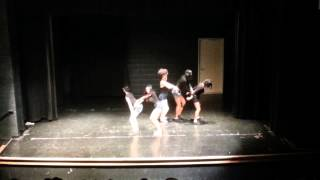 Monsignor Percy Johnson Jamaican Dance 2013