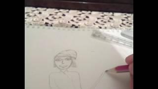 продолжаем рисовать Ивана и чудо- юдо