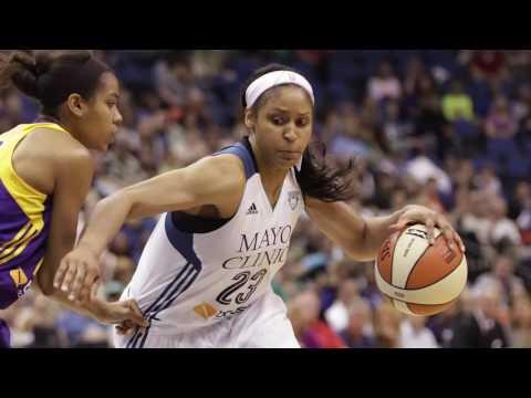 How WNBA MVP Maya Moore Got Her Start