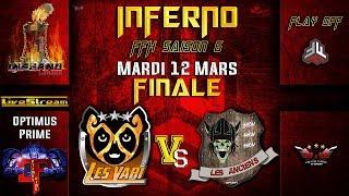 🔴Clash of clans : FFF Ligue INFERNO la finale