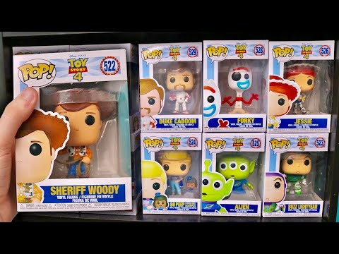 Toy Story 4 Funko Pop Hunting