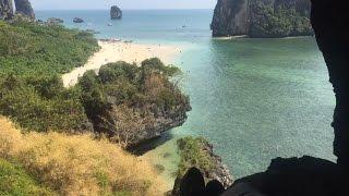 Höhlenklettern in Thailand | VLOG#3 CrispyRob