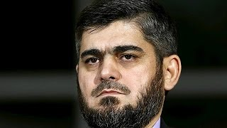 Syrias chief opposition negotiator quits