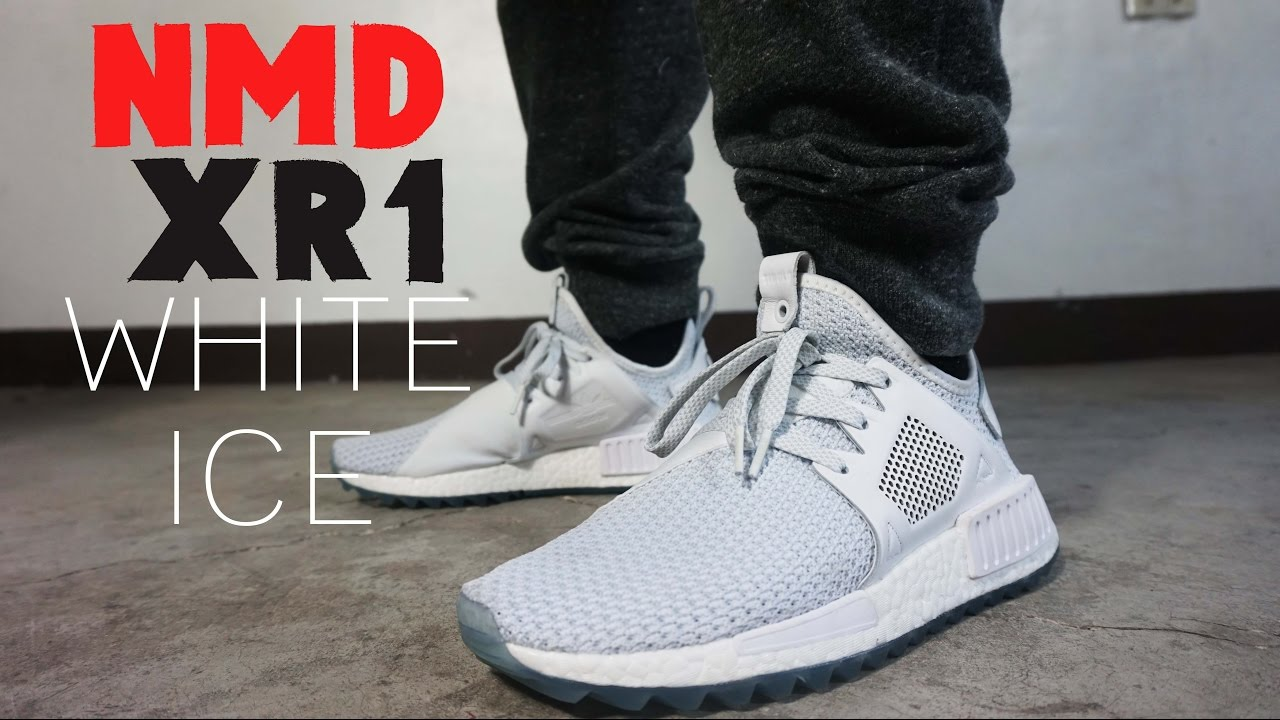 outlet store 4957d ba43c ADIDAS NMD XR1 TITOLO COLLABORATION - YouTube