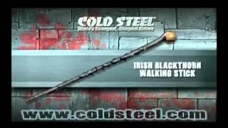 Video Irish Blackthorn Walking Stick   Cold Steel download MP3, 3GP, MP4, WEBM, AVI, FLV Desember 2017