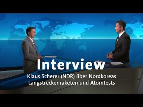 Interview: Klaus Scherer (NDR) zur Lage in Nordkorea