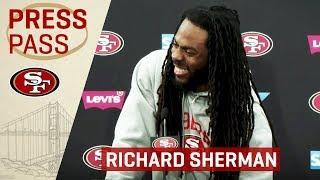 Richard Sherman Wants Reunion w/ Seahawks' Earl Thomas | San Francisco 49ers