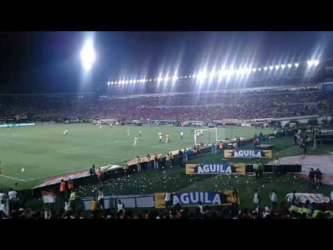 Gol de Independiente Santa fe vs Tolima final 2016 II