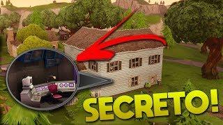 NOUVEAU SECRET PLACES AT FORTNITE (saison 4)