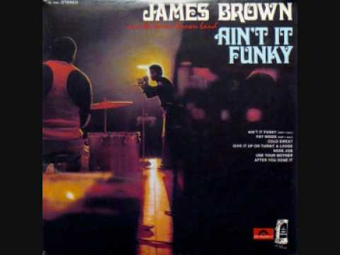 James Brown - after you done it
