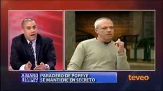 Alias Popeye, Sicario de Pablo Escobar, en Libertad y sus consecuencias