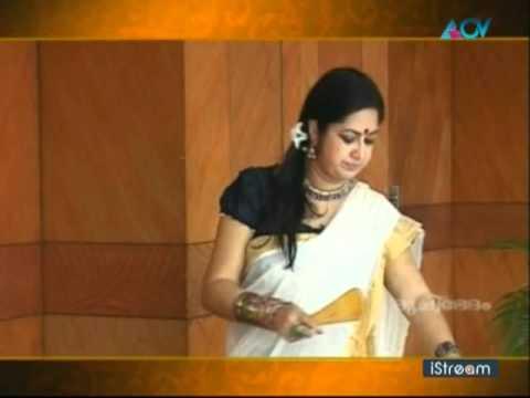 Actress Kalpana prepares Semiya Paayasam