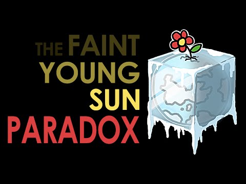 The Faint Young Sun Paradox!