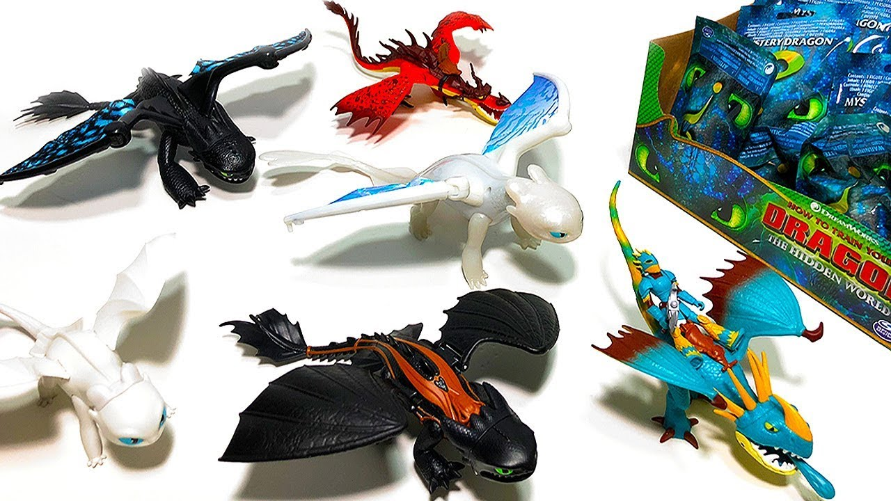 Playmobil Dragons Dragons Figurines how to Train Your Dragnon Viking
